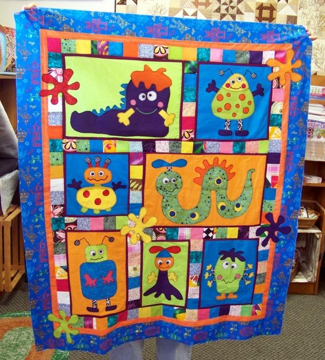 Attic Window Quilt Shop Monsters In The Attic Window Quilt Shop