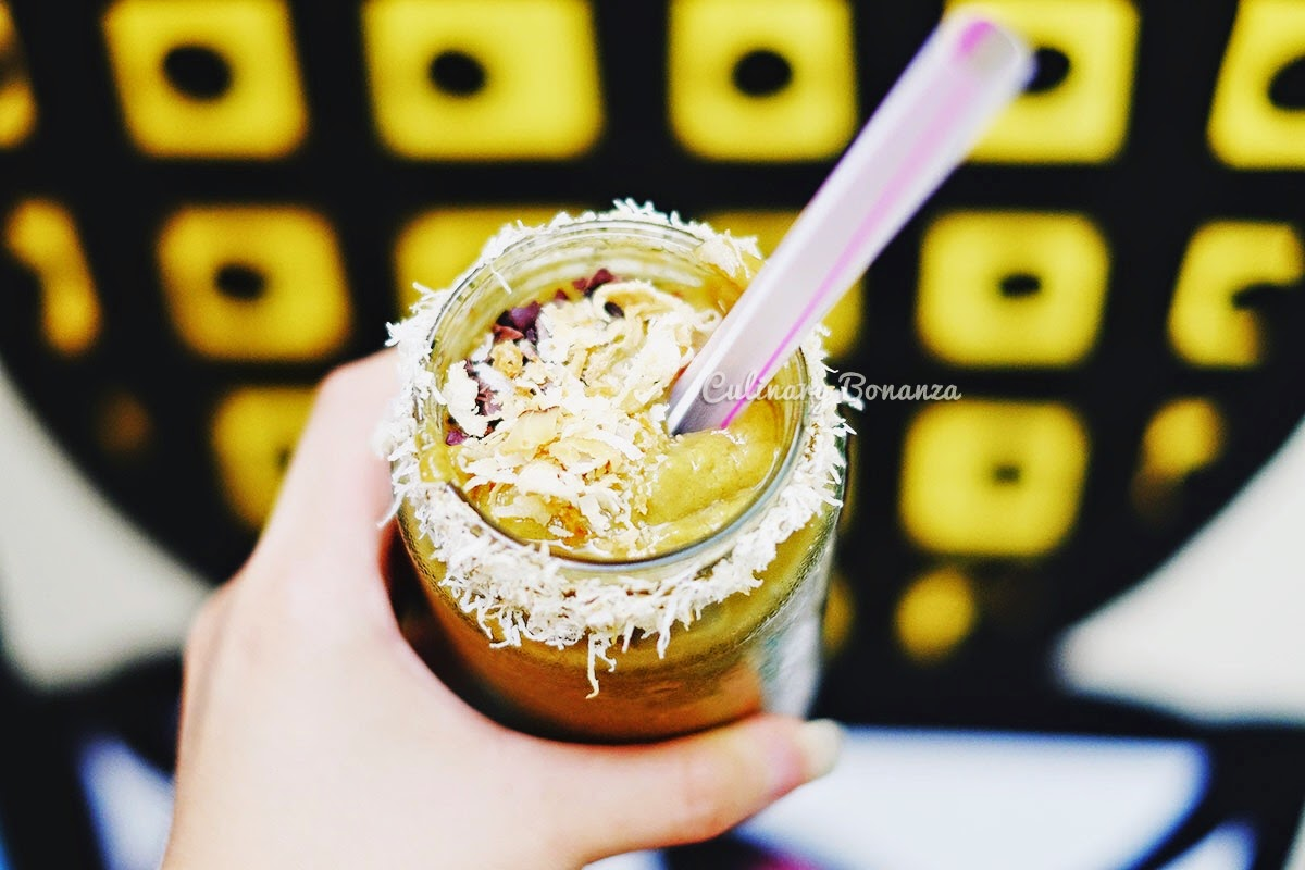 The First Healthy / Organic Cafe in Jakarta: SNCTRY (www.culinarybonanza.com)