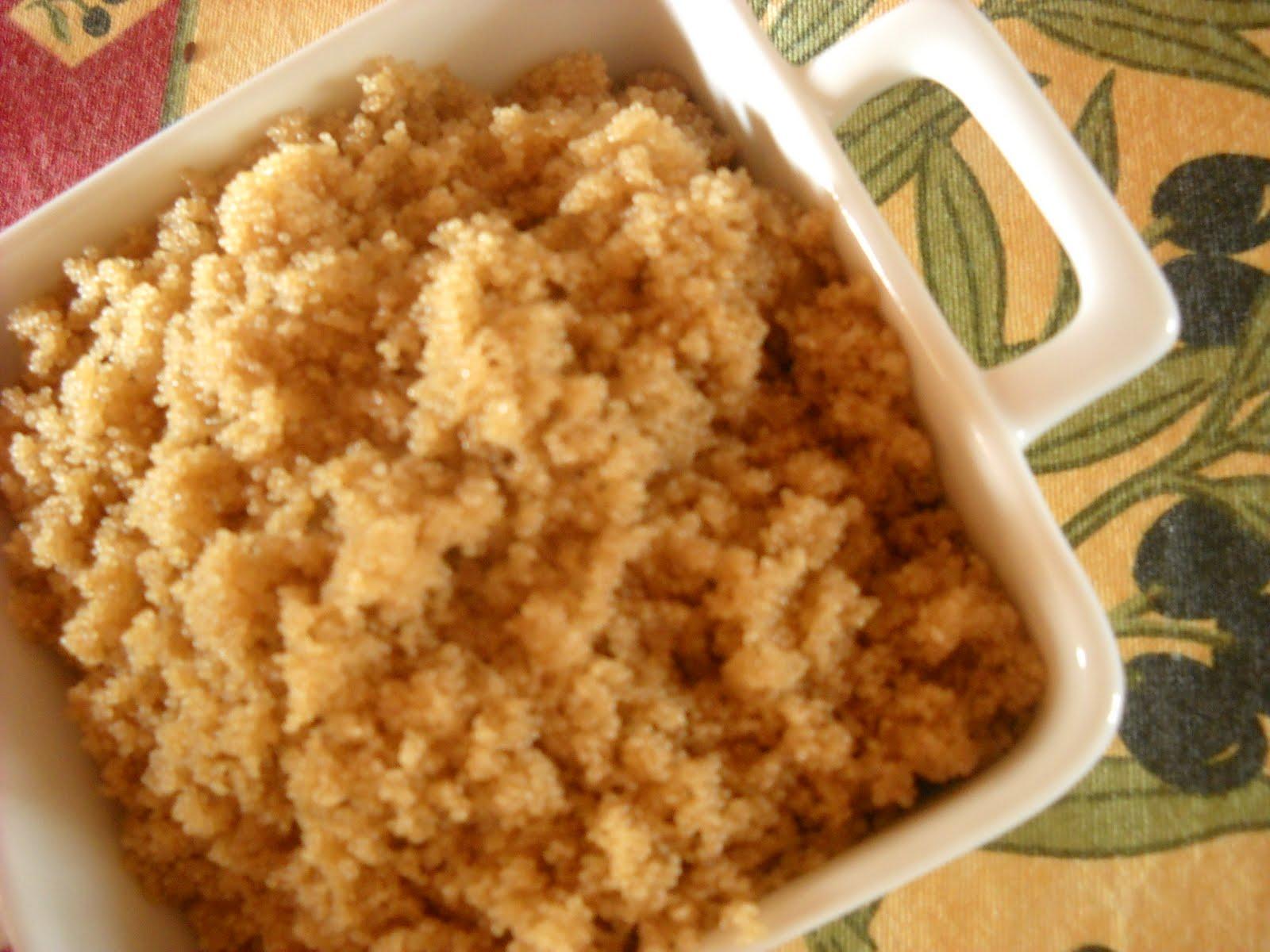 Pilaf di amaranto e verdurine fidelity cucina