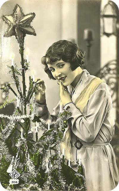 A 1920s Christmas - Miss Lindsay Lane