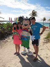 Disney Caribbean Cruise 2012