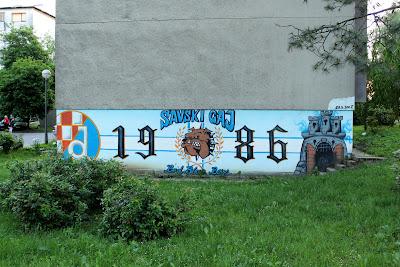 Graffiti - Naserov trg 1