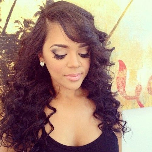 59 prom hairstyles to look the belle of the ball hairstylo long2bcurly2bhairstyle urmus Images