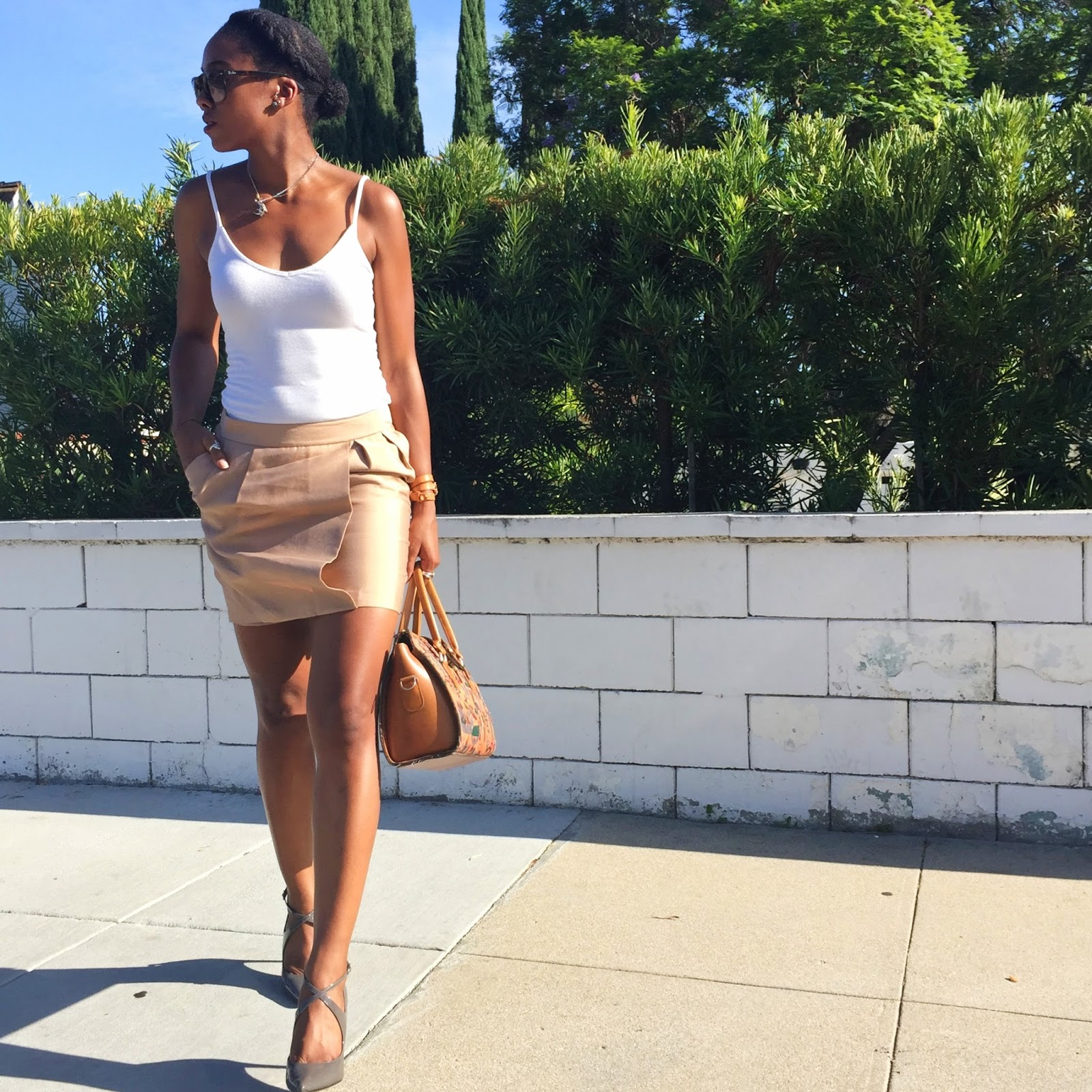 personal style blog - fashion blogger Marquise C Brown ootd