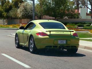 2012 Porsche Cayman R Spotted