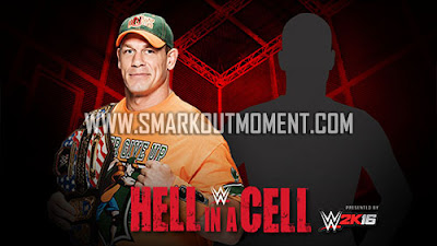 John Cena Open Challenge for United States Championship at WWE Pay per view Hell in a Cell 2015
