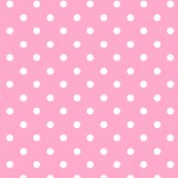 free pink polka dot paper