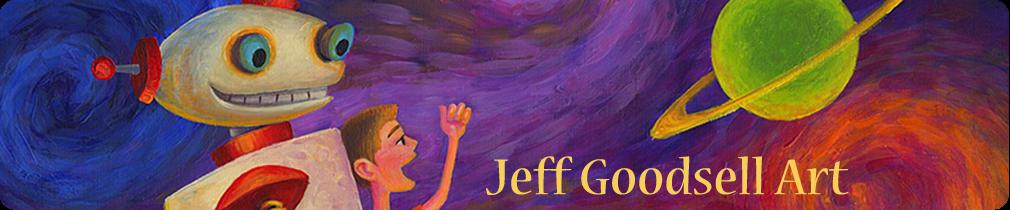 Jeff Goodsell Art