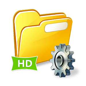 file manager hd icon