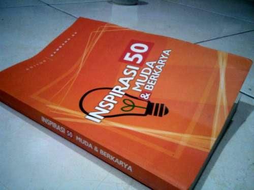 Peluncuran Buku Inspirasi 50 Muda & Berkarya