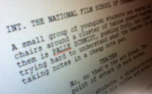 Film School Confidential: FUNNY HOW?