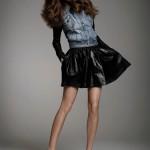 Deri Etek Modelleri 2012