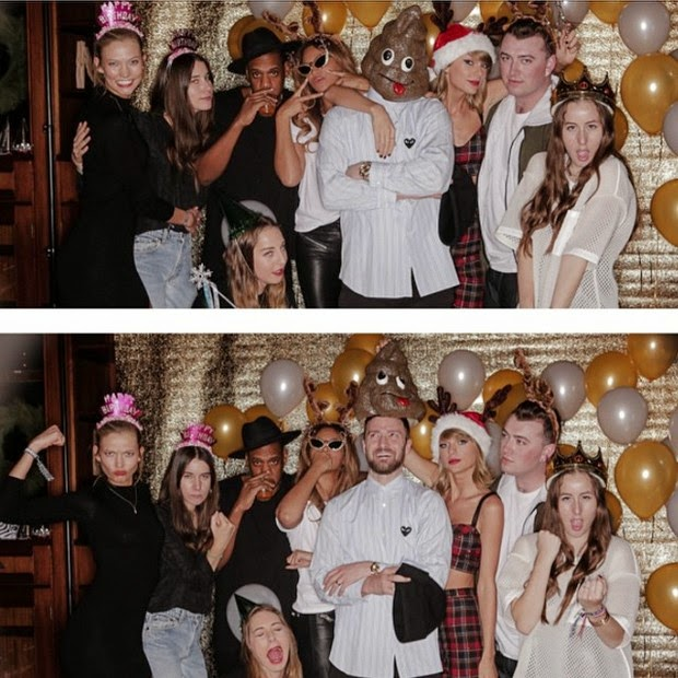 Taylor Swift: 25 years and celebrates with friends: ' best birthday '