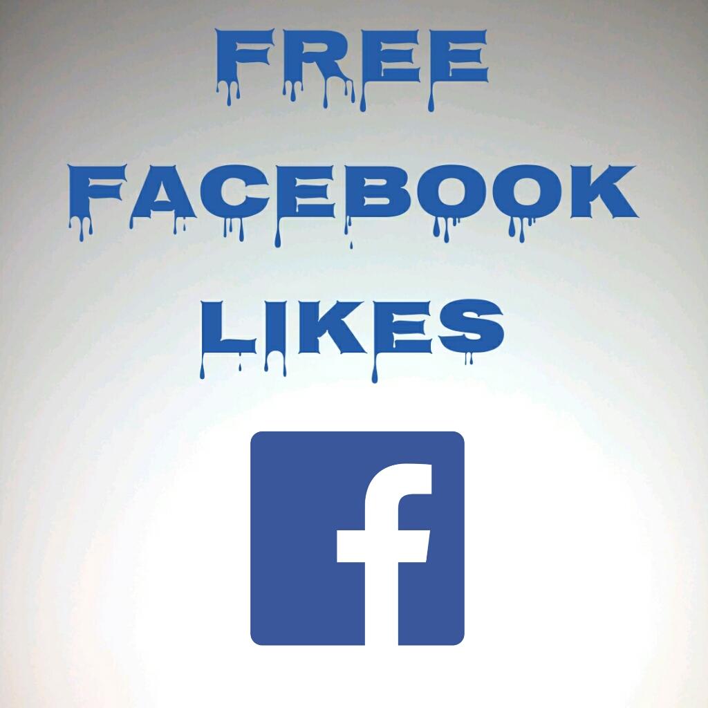 Get free facebook likes app