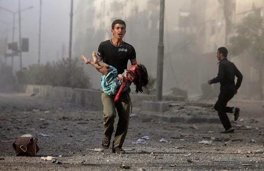 """""""A guerra é a saída covarde aos problemas da paz"""""""