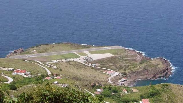10 Bandara Dengan Pemandangan Paling Indah di Dunia