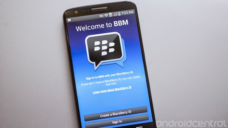 Download BBM For Android Gingerbread Free