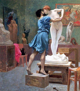 Pygmalion In Love