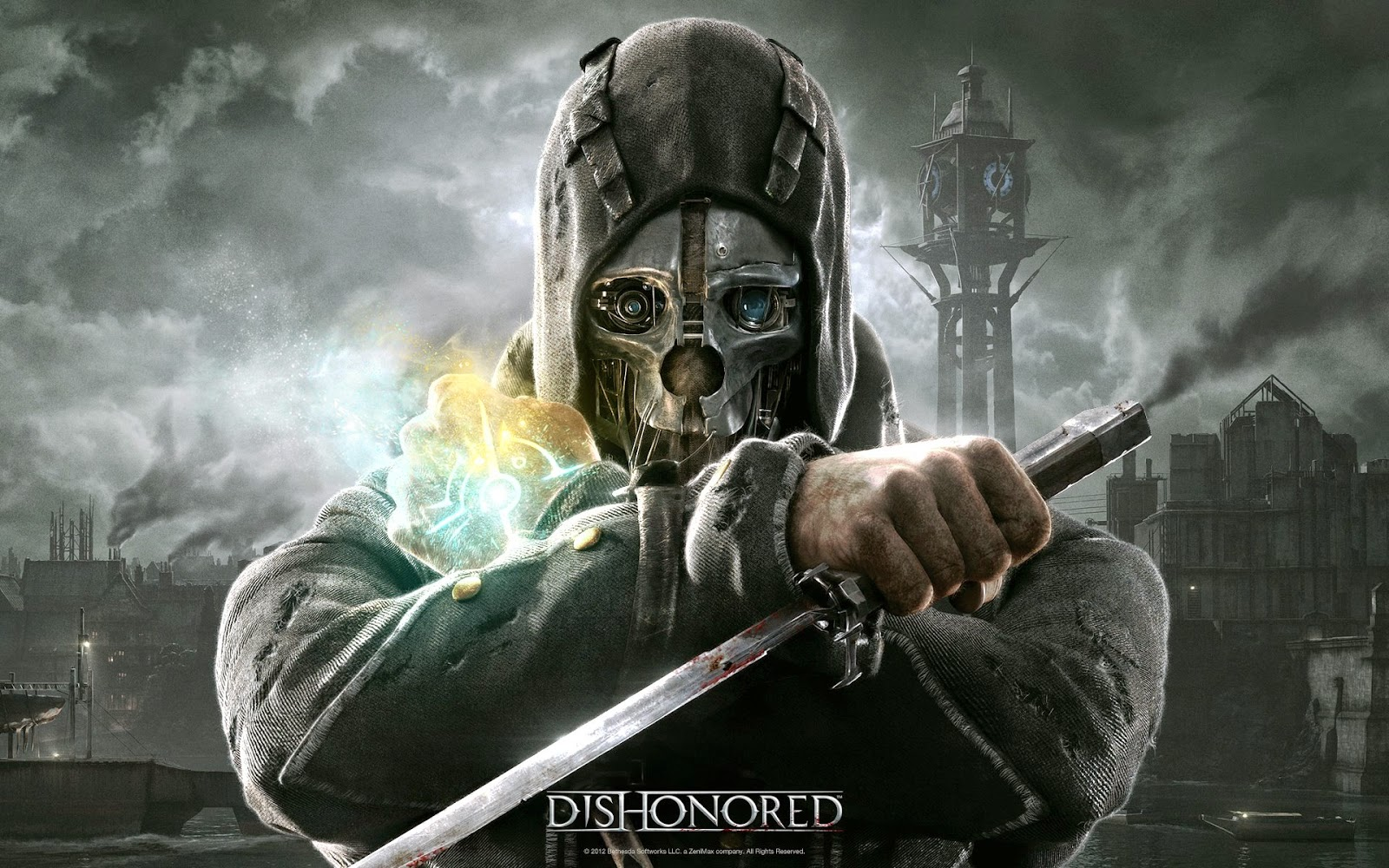 Download Dishonored Full + DLC Single Link