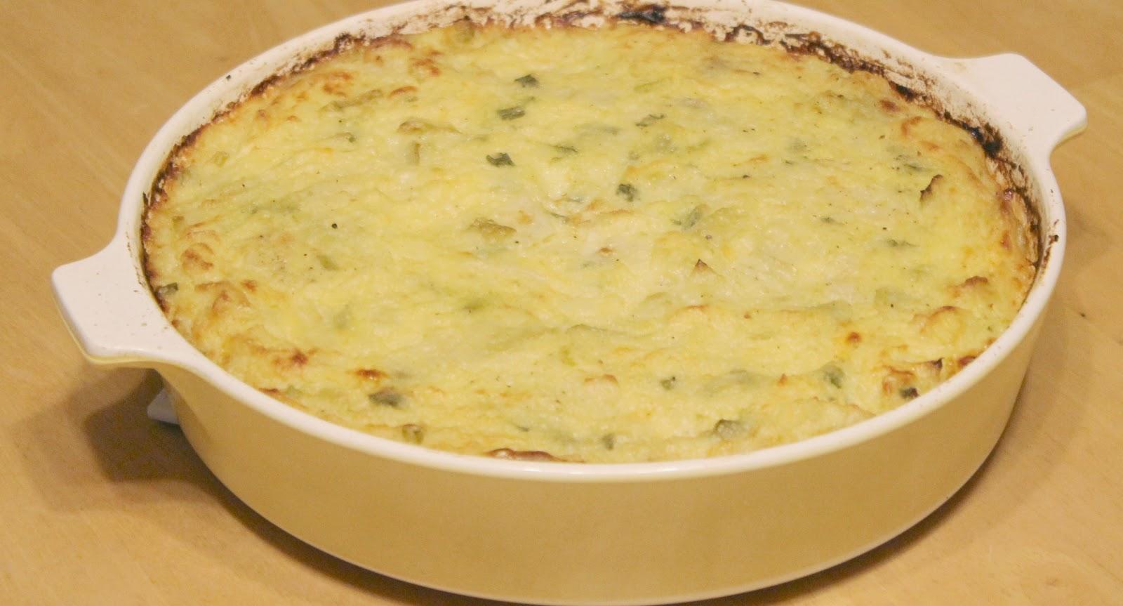 Easy as Pie in Kansas: Colcannon Pie - Week 11 Bonus Pie