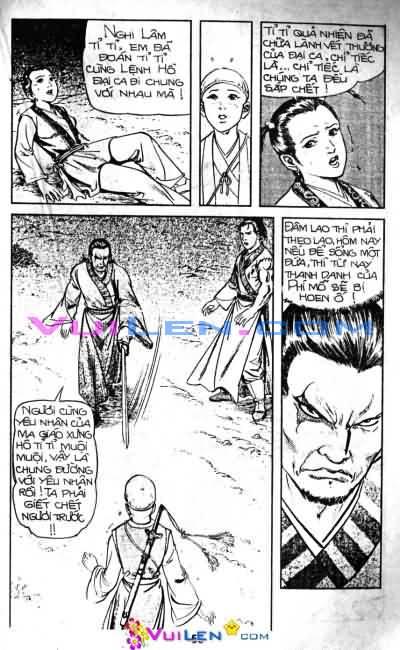 TruyenHay.Com - Ảnh 53 - Tiếu Ngạo Giang Hồ Chapter 22