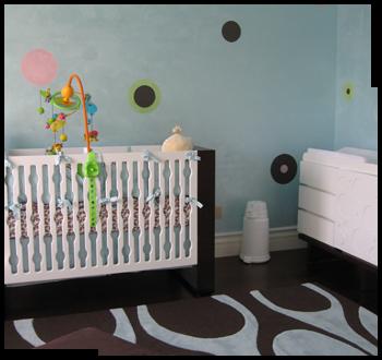 Modernas habitaciones de bebe alife 39 s design - Habitaciones bebe modernas ...
