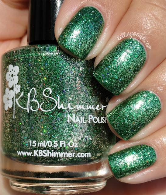 KBShimmer Emerald