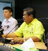 Pengerusi Himpunan Kebangkitan Rakyat (HKR112) , Mohamad Sabu