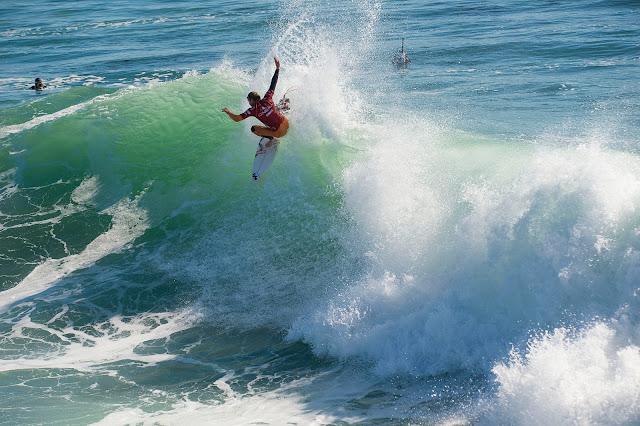 Taj Burrwo - O'Neill Coldwater Classic 2012