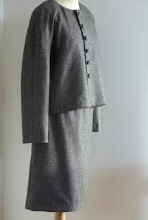 Veste couture sur mesure par créateur à Versailles