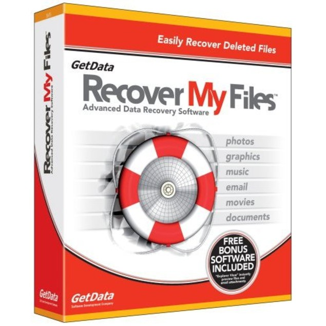 getdata recover my files:
