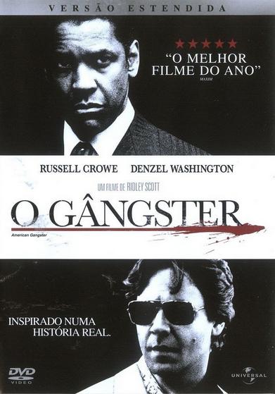 Filme O Gângster Dublado AVI DVDRip