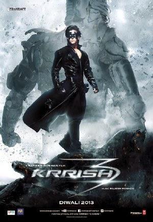 Siêu Nhân Ấn Độ 3 - Krrish 3 (2013) Vietsub