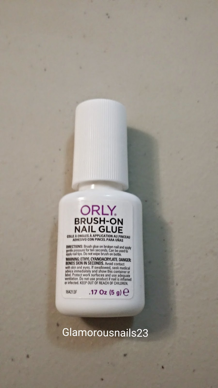 Orly Nail Rescue Brush On Glue