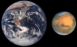 Mars'da Hayat Varmı