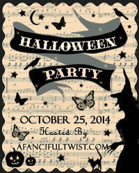 Upcoming A Fanciful Twist Halloween Party 2014