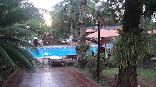 Orquideas Palace Hotel, Puerto Iguazu, Iguazu Falls, Argentina.