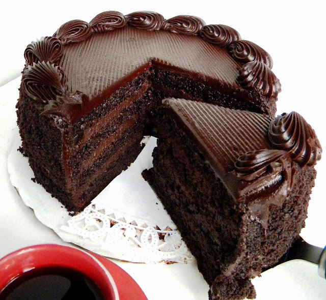 What Is Chocolate Blackout Cake