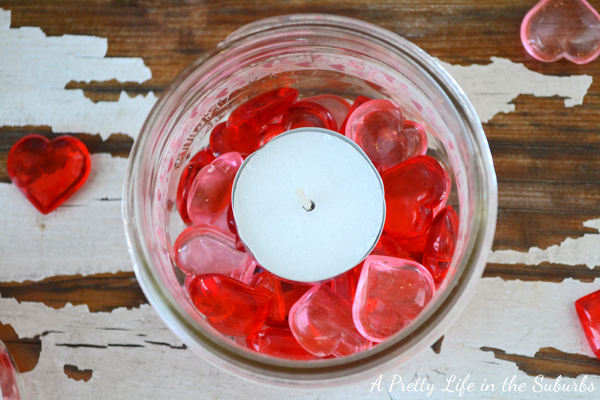 Valentines Day Candle Holders