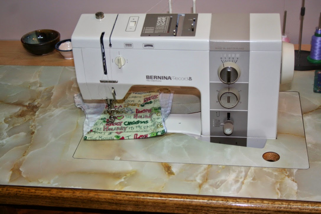 My Bernina does not have an extension table. I tried without success to find a used one. The custom built cabinet has a spot for the serger as well. & Tammyu0027s Craft Emporium: Bernina 930 Record sewing machine - sewing ...