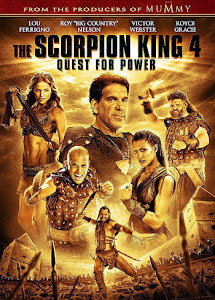The Scorpion King 4: Quest for Power   Dublado