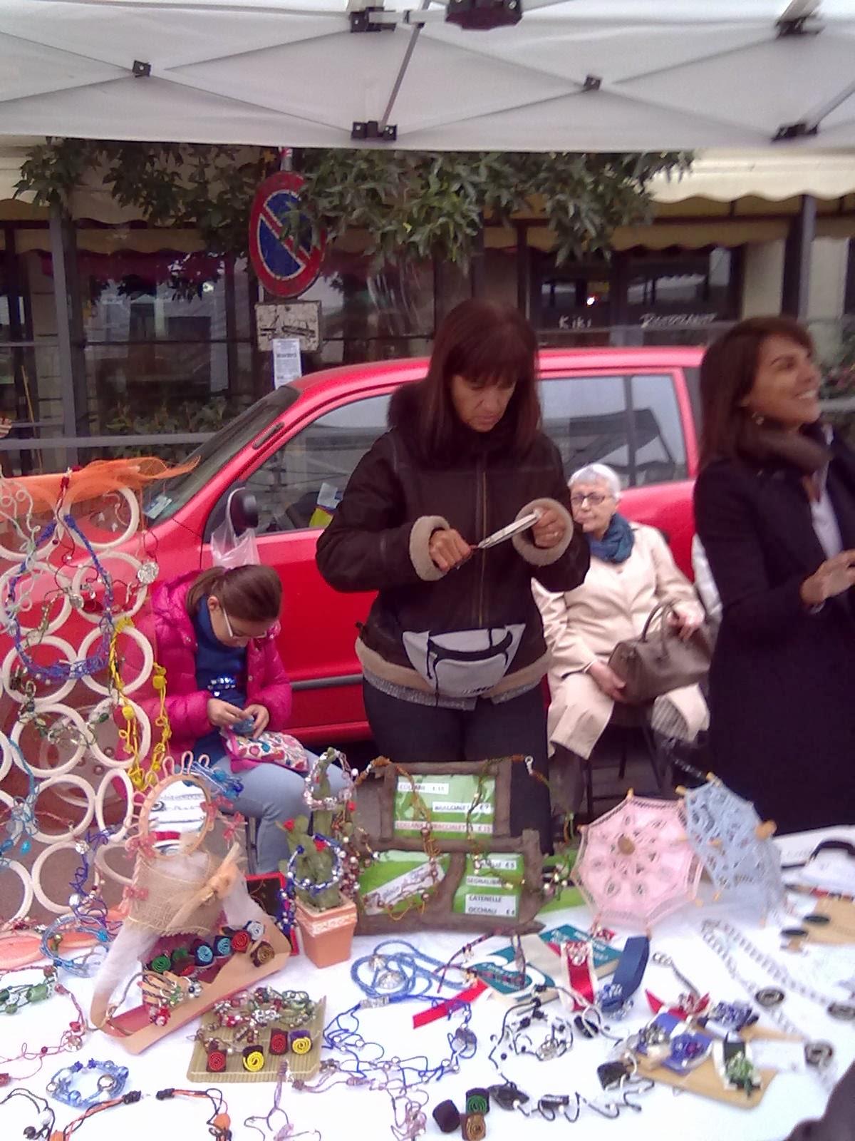 Cuccurilli alla Festa di via Borsieri