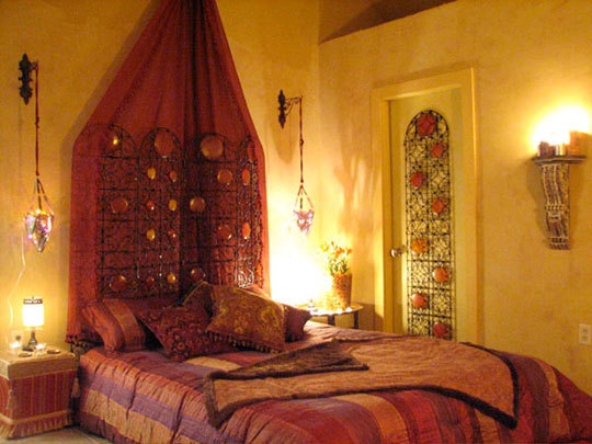 Indian Bedroom Decor
