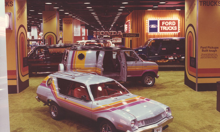 Palm Springs Automobilist Chicago Style That 70s Auto Show