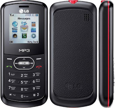 LG GB170 Basic GPRS Internet Phone Without Camera.