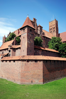 Malbork Castle in Poland.