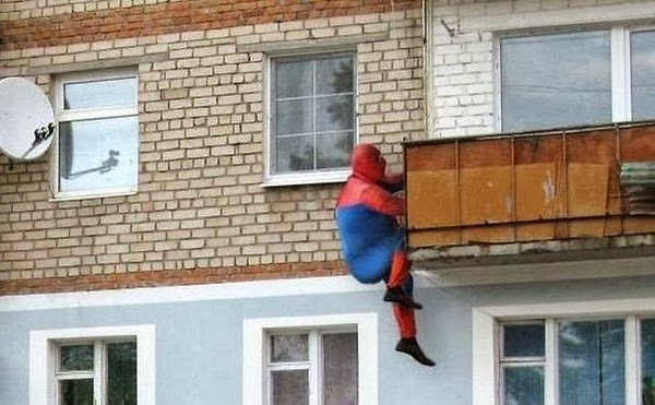 Fat Spiderman Funny Funny and Fat S...