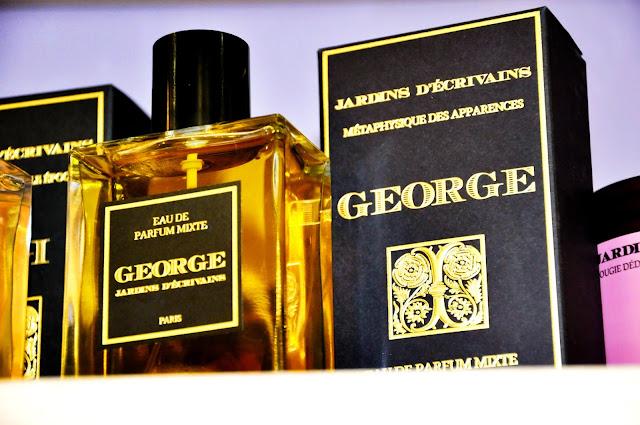 George Jardins d`Ecrivains