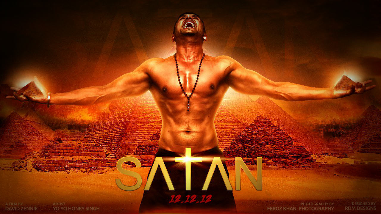 Yo Yo Honey Singh in SATAN