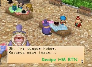 Daftar Masakan Di HM BTN
